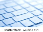 keyboard | Shutterstock . vector #638011414