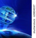 global virtual gallery | Shutterstock . vector #63804037
