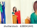 clothing  fashion  style and... | Shutterstock . vector #638041441