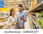 shopping  food  sale ... | Shutterstock . vector #638045197