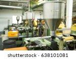 blury   no focus   at... | Shutterstock . vector #638101081