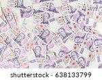 A Lot Of Czech Paper Money.