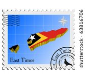 vector stamp with the image... | Shutterstock .eps vector #63816706