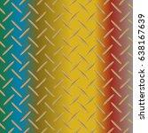 metal grid pattern for design...