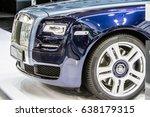 poznan  poland  april 06 09 ...   Shutterstock . vector #638179315
