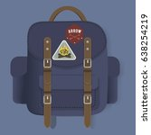 bag travel journey graphic...