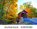 Loys Station Covered Bridge In...