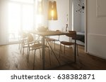 sunday morning | Shutterstock . vector #638382871