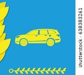car icon. transport...