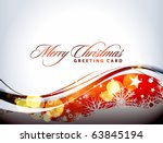abstract background for new... | Shutterstock .eps vector #63845194