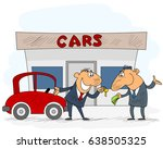 vector illustration of car... | Shutterstock .eps vector #638505325