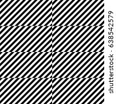 vector seamless pattern.... | Shutterstock .eps vector #638542579