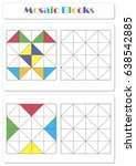 collect the correct sequence of ... | Shutterstock .eps vector #638542885