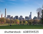 17 april 2017   new york city   ... | Shutterstock . vector #638554525