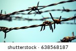 Barbed Wire. Barbed Wire On...