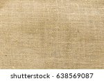 hemp sack background texture | Shutterstock . vector #638569087