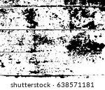 vector grunge texture shabby...   Shutterstock .eps vector #638571181