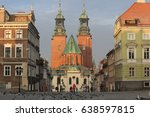 Gniezno Cathedral View From Th...