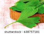 Collected Medicinal Leaves Of...