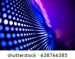 abstract blue tinted wallpaper | Shutterstock . vector #638766385