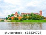 Wawel Castle In The Polish Cit...