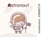 cute chibi kawaii characters.... | Shutterstock .eps vector #638889724