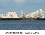 Space Shuttle Atlantis Launche...