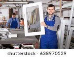 production positive russian... | Shutterstock . vector #638970529