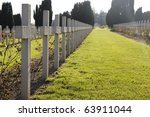 Memorial Cemetery For The First ...