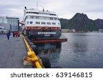 svolvaer  norway  10 august... | Shutterstock . vector #639146815