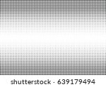 abstract halftone dotted... | Shutterstock .eps vector #639179494