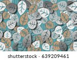 the tiles are the good texture... | Shutterstock . vector #639209461