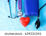 surgical instruments and tools... | Shutterstock . vector #639231541