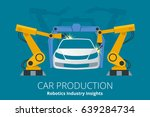 car manufacturer or car... | Shutterstock .eps vector #639284734