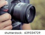 close up  yong man asian... | Shutterstock . vector #639334729