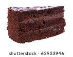 Chocolate Piece Of Cake...