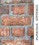 brown brick | Shutterstock . vector #639343621