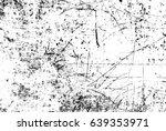 scratch template. wall abstract ... | Shutterstock . vector #639353971