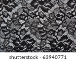 Background From Black Lace With ...