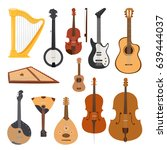 Stringed Musical Instruments...