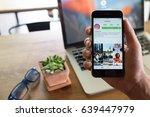 chiang mai  thailand   may 14 ... | Shutterstock . vector #639447979