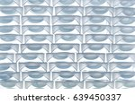 tower of daily use contact... | Shutterstock . vector #639450337