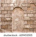 Portal In A Stone Wall