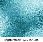 Blue Foil Gradient Texture...