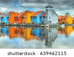 Amazing Colorful Buildings On...