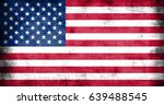 flag of united states | Shutterstock . vector #639488545