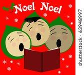 Children Singing Christmas...