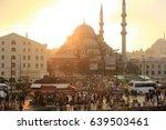 istanbul  turkey   2 november... | Shutterstock . vector #639503461
