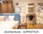 blur kitchen room of the... | Shutterstock . vector #639507415