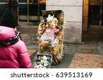 prague  czech republic ... | Shutterstock . vector #639513169
